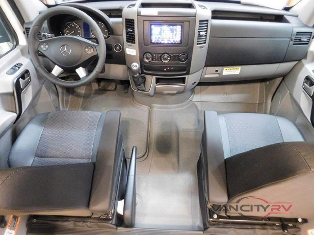 Van City RV Motorhome class B Chassis