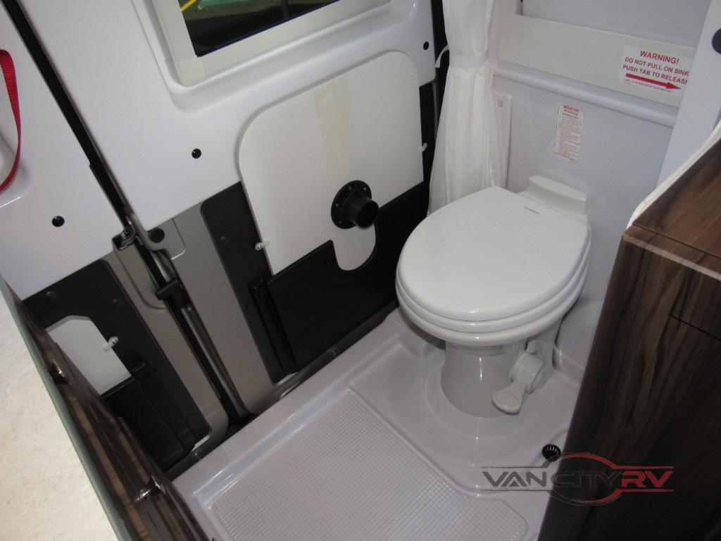 RV Tip Smells Bathroom