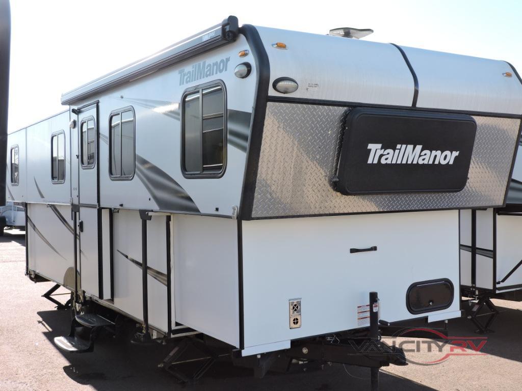 TrailManor travel trailer main