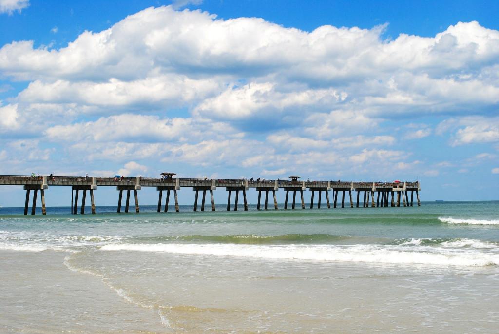 Jacksonville pier